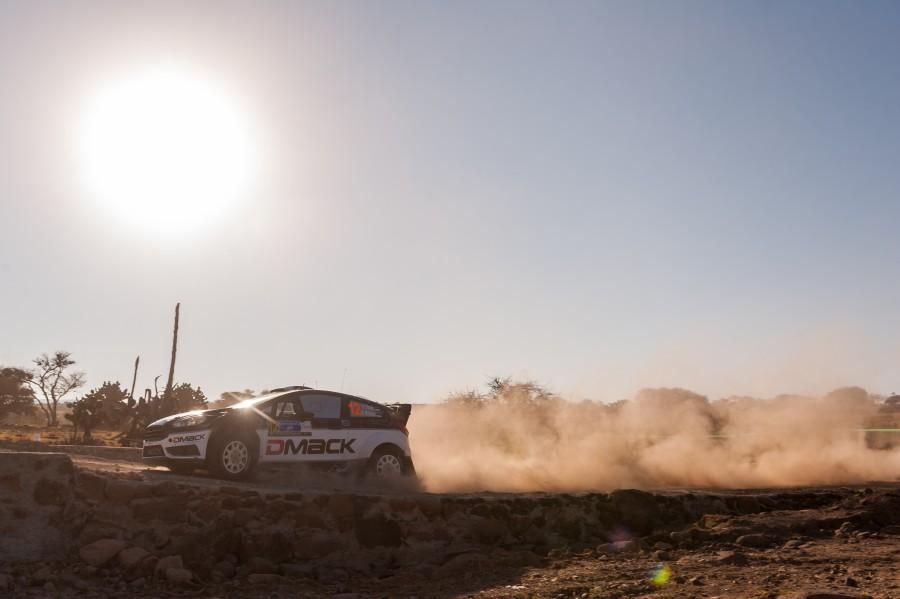 """Rehvitootja DMACK-i meeskonna Ford Fiestal sõitvad Ott Tänak ja Raigo Mõlder autoralli MM-sarja kolmandal etapil Mehhikos erilisi riske ei võtnud ja said kokkuvõttes kuuenda koha. """"Seitsmes, viies ja nüüd kuues,"""" […]"""