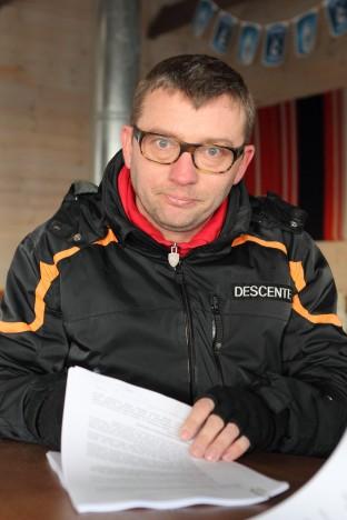 MTÜ Sõrve Külastuskeskus juhatuse liige Andro Roosileht.