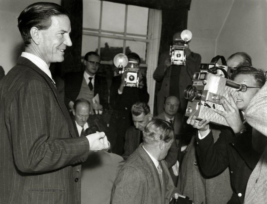 Lõppeval nädalal sai teatavaks, et BBC ajakirjanikel õnnestus endise Ida-Saksamaa julgeolekuteenistuse Stasi arhiividest leida videosalvestis, millel on jäädvustatud Briti luure ühe juhi, Nõukogude Liidu kasuks töötanud Kim Philby loeng. See […]