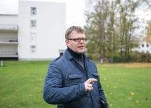OTSIB PARTNEREID: Tullio Libliku sõnul käivad nii kaubanduspinna kui tervisekeskuse operaatori leidmiseks veel läbirääkimised. TAMBET ALLIK
