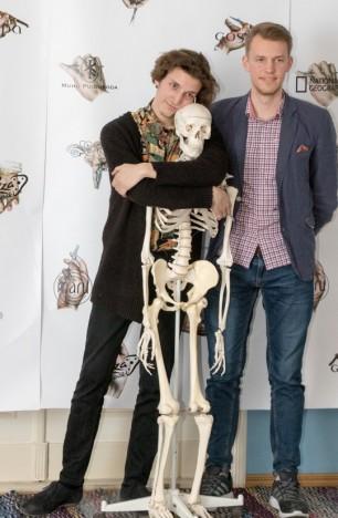 TRADITSIOONI LOOJAD: 2010. aastal pani festivalile aluse toonane KG abiturient Karl Kipper (vasakul). Tänavu naasid pärast mitmeaastast pausi Minifilmi korraldusmeeskonda nii Karl Kipper kui ka Mart Varik. IRINA MÄGI