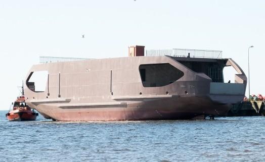 Triigi ja Sõru liini jaoks ehitatava uue parvlaeva Soela kere jõudis eile hommikul Nasvale Baltic Workboatsi laevatehasesse, kus tööd selle kallal jätkuvad. Soela teraskorpus valmis märtsis BWB Riia tootmisüksuses. Nasvale […]