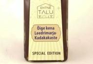 """Uute toodete konkursil """"Eesti parim toiduaine 2016"""" said diplomi ka Saaremaa siirupiemandad. Nimelt märkis hindamiskomisjon A-Orbu OÜ öige kena leedrimarja-kadakakastme ära piirkondlikul konkursil. Oma toidukategooria – parim kalatoode – parimaks […]"""