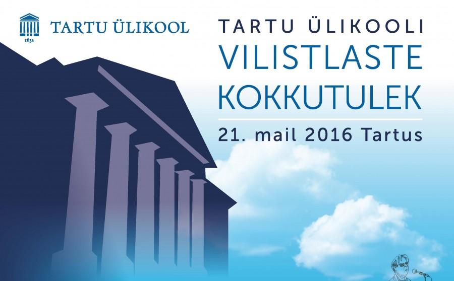 Mai lõpus toimub Tartu ülikoolis läbi aegade suurim vilistlaskokkutulek. 21. mail toimuvale kokkutulekule on kutsutud ka kõik Saaremaal elavad Tartu ülikooli vilistlased. Vilistlaskokkutuleku programm kestab kogu päeva ja pakub arvukalt […]