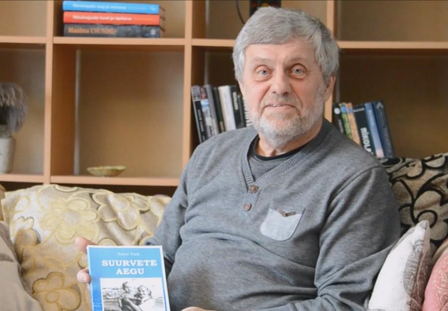 """""""Hooandja"""" keskkonnas kogutakse 1. maini annetusi Kärlal elava Toivo Vaigu raamatu """"Suurvete aegu"""" väljaandmiseks. Annetada saab 5, 9, 25 või 50 eurot. Eilseks oli toetajatelt kogunenud 151 eurot. Pehmekaanelise 200-leheküljelise […]"""