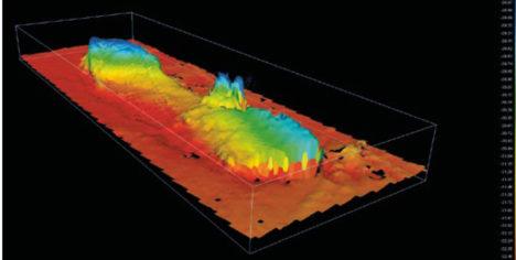 MEREPÕHJAS: Kas tegu on allveelaeva või kalatraaleri vrakiga, vajab veel uurimist. MTÜ BALTI KESKKONNAFOORUM
