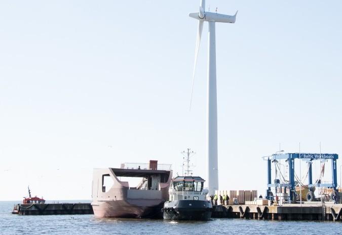 Saaremaa laevatootja Baltic Workboats ehitab politsei- ja piirivalveametile uue reostustõrjevõimekusega patrull-laeva, mis vahetab välja praegu PPA käsutuses oleva poole sajandi vanuse laeva PVL-202 Kati ja tõstab oluliselt reageerimisvõimekust. Politsei- ja […]