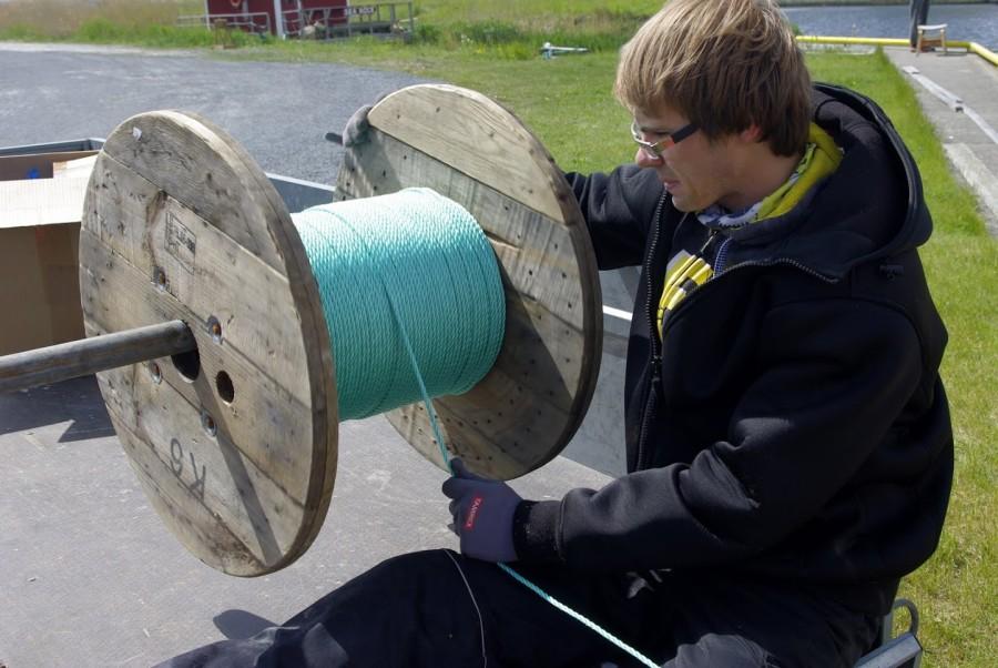Ühekilomeetrine köis pidas Hiiumaa lähistel sikutamise kenasti vastu ning annab lootust, et ülejärgmisel laupäeval saavad saarlased ja hiidlased edukalt sikutada 10-kilomeetrist köit. Merekultuuriaastal toimuv enneolematu köievedu Hiiumaa ja Saaremaa on […]