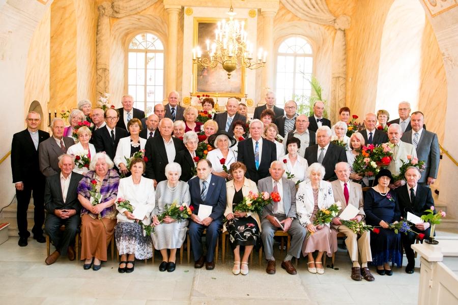 Saare maakonnas elavate väärikate pulmapaaride austamispäev toimus sel aastal 22. juunil Kuressaare Laurentiuse kirikus. Oodatud olid abielupaarid, kelle abielu on sõlmitud 1966. aastal (kuldpulmad) või 1956. aastal (briljantpulmad) ja kes […]
