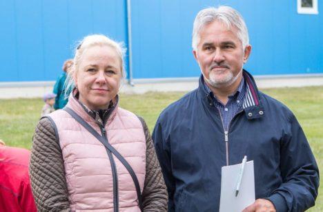 Vissivõistlustel sai fotograaf ühe pildi peale Tõnu Posti ja OÜ Anu Ait juhataja Anu Hellenurme, kes mõlemad valiti nädal hiljem EPKK nõukogu liikmeks.                             MAANUS MASING