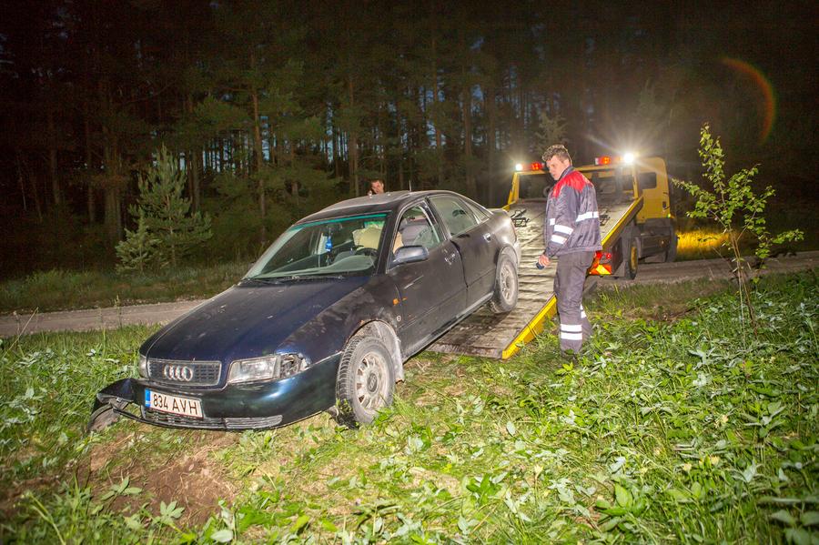 Esmaspäeva õhtulkell 22.50 anti politseile teada võimalikust joobes juhist Kuressaares. Politsei alustas inimese otsimist ja märkas kell 23.20 kirjeldusele vastavat 19-aastast meest Kuressaare ringteel juhtimas sõiduautot Audi. Juht eiras politseinike […]