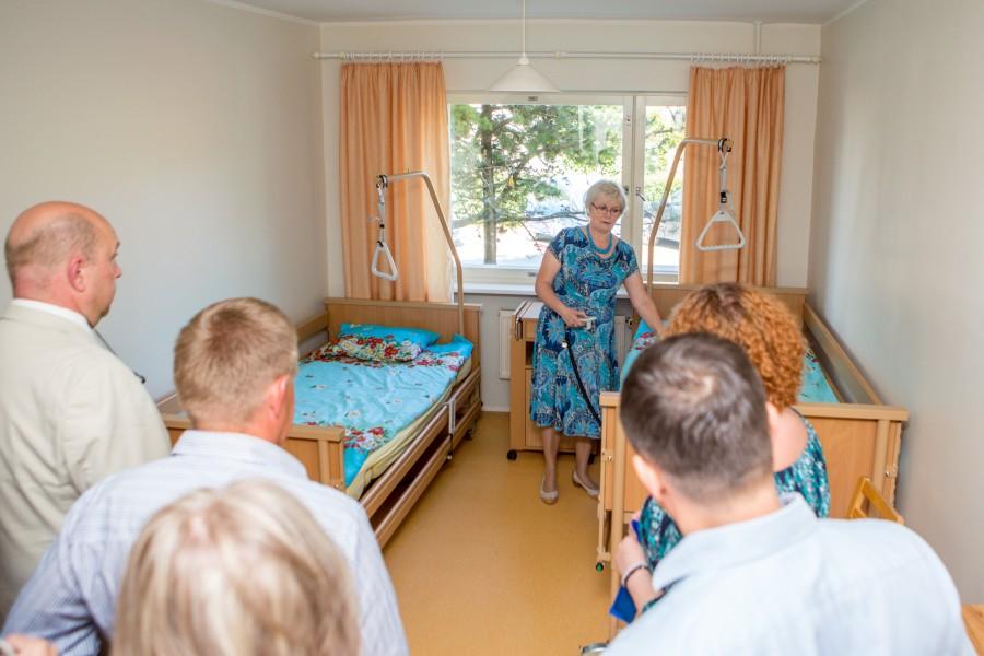 Kuressaare linnavalitsus andis oma 21. juuni korraldusega kasutusloa Lääne-Saare valla hooldekodu Saaremaa Valss jaoks. 1. etapi tööd võeti lõplikult vastu 27. mail ja 1. juunil esitas AS Tesman Kuressaare linnavalitsusele […]