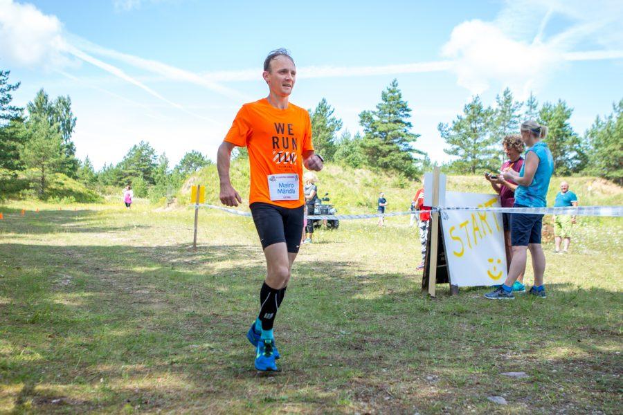 Laupäeval Karujärve terviserajal joostud VI Saaremaa suurjooksu võitis meestest Mairo Mändla ja naistest Grete Kokk. 10 km pikkuse distantsi läbis Mairo Mändla ajaga 37.51. Temale järgnesid Kaido Eichfus (40.19,9) ja […]