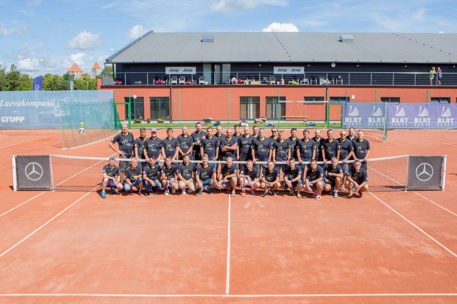 Nädalavahetusel Kuressaare tennisekeskuses mängitud meeste tennise paarismängu turniiril osales 38 mängijat. Finaalis võitsid Andre Sõrm – Toomas Peeters tulemusega 6:2, 7:5 paari Anvar Tõnsau – Ivar Kärme. Kolmanda koha mängus […]