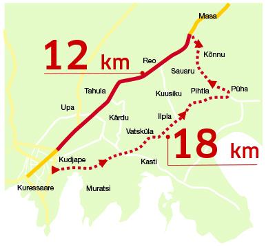 Üle 36 aasta tehakse tänavu uueks Kuivastu poolt Kuressaarde toov Kuivastu maantee 12 km ulatuses. Oktoobriks peab tee olemas uues kuues. Suuremad tööd algavad 13.juulil. Remonti läheb ametlikus terminoloogias riigitee […]