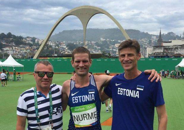"""Rio de Janeiro olümpiamaratonil ajaga 2.20.01 63. koha saanud Tiidrek Nurme alustas rasketes oludes aeglaselt, kuid tõusvas joones, alistas distantsil konkurendi konkurendi järel ja tegi finišeerides olümpiaajalugu. """"Kokkuvõttes võin öelda, […]"""