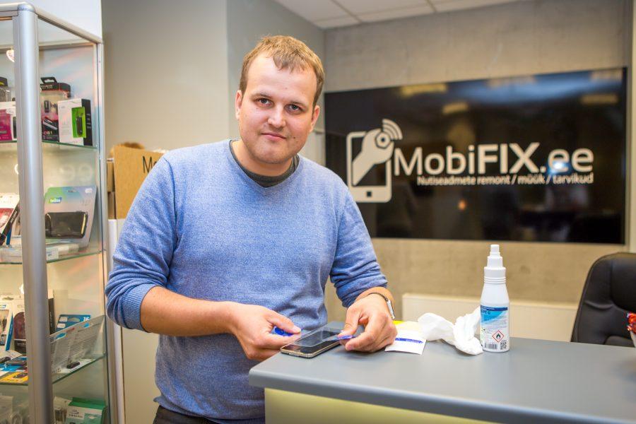 Juuni algusest Saaremaa kaubamaja esimesel korrusel uksed avanud MobiFix, kus nutiseadmeid ja sülearvuteid remonditakse ja hooldatakse, on üle ootuste soojalt vastu võetud. Tööd on nõnda palju, et alles alustanud firma […]