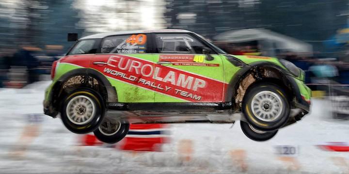 Spordiklubi Sar-Tech Motorsport korraldab järgmisel nädalavahetusel Saaremaal treeningu Ukraina võidusõidumeeskonnale Eurolamp World Rallyteam, kes osaleb maailmameistrivõistlustel WRC-klassis. Trenni tulevad tegema Mini Cooper WRC-ga sõitvad Valery Gorban ja Volodymyr Korsia, kelle […]