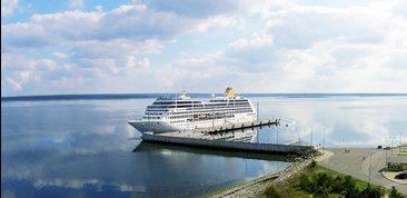 """Eile peatus Saaremaa sadamas kruiisilaev """"Hamburg"""". Kruiisifirma Plantours Kreuzfahrten korraldatud kruiisil on 362 turisti, kellest valdav enamus pärit Saksamaalt. Lisaks sakslastele on laeval veel reisijaid Šveitsist, Austriast, Prantsusmaalt ja mujalt […]"""