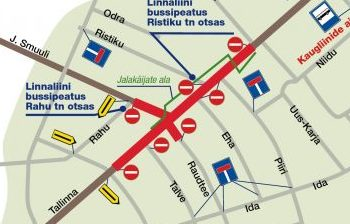 Tallinna tänava rekonstrueerimiseks sõlmiti eile leping Kuressaare linnavalitsuse ning AS-i TREV-2 Grupp ja Klotoid OÜ vahel. Peatänava rekonstrueerimisega alustatakse tuleval nädalal. Alates teisipäevast, 16. augustist suletakse tavaliiklejatele Tallinna tänava lõik, […]