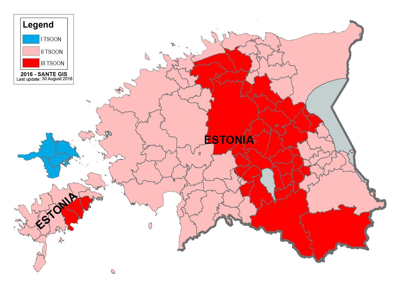 Euroopa Komisjon kehtestas seoses avastatud sigade Aafrika katku juhtumitega Valjala, Pihtla ja Laimjala vallas kolmanda ning ülejäänud maakonnas teise piirangutsooni. Täna sai teatavaks, et positiivne oli ka laupäeval Laimjala jahimaadelt […]