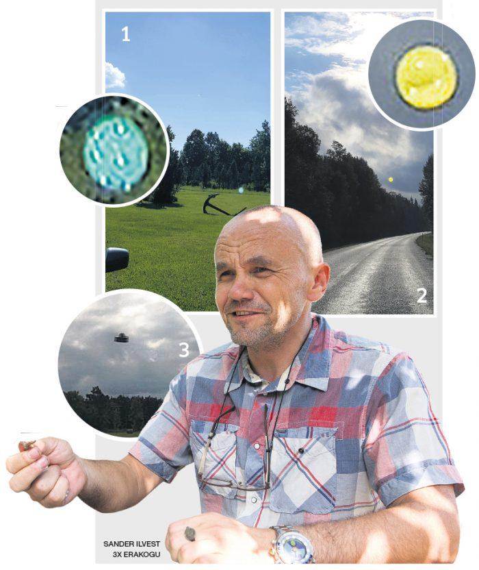 Astronoomiahuviline skeptik Raivo Hein peab viimastel päevadel pildile püütud teadmata päritoluga täpilisi kerasid optika ja resolutsioonihäirete tagajärjeks, viidates, et inimesi on lihtne manipuleerida ja panna uskuma ufode olemasolusse. Mõned päevad […]