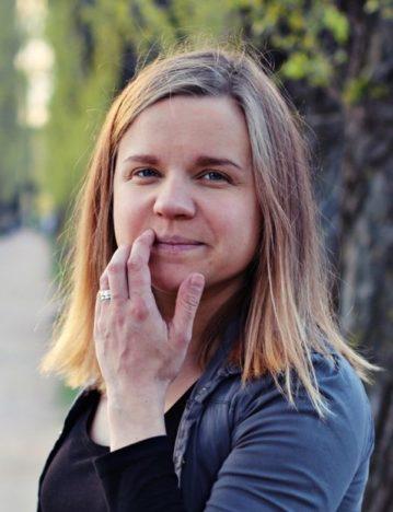 KATSETADES JÄÄTISESÕBRAKS: Kaisa Murutar ütleb, et enne jäätisevabriku töölepanemist ta jäätisesõber polnudki. REAKOGU