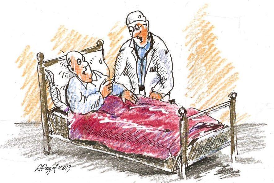 """""""Patsiente ähvardab 21. sajandi Eestis sisuliselt arstiabita jäämine,"""" tõdes Saaremaa arstide seltsi juhatuse liige, Kuressaare haigla ülemarst Toomas Tuuling eilsel hoiatusstreigil Kuressaare haiglas. Streigiga nõudsid meditsiinitöötajad tervishoiu rahastamise suurendamist, et […]"""