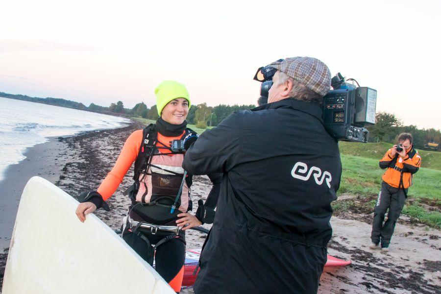 Eesti olümpiasurfar Ingrid Puusta proovis täna hommikul esimese naisena ületada surfates Läänemerd. Startides Mõntu sadamast tänavarahommikul, oliPuustal siht surfata üle Läänemere keskosa Gotlandile, kuid saatepaadi tehniline viperus sundis teda Sääre […]