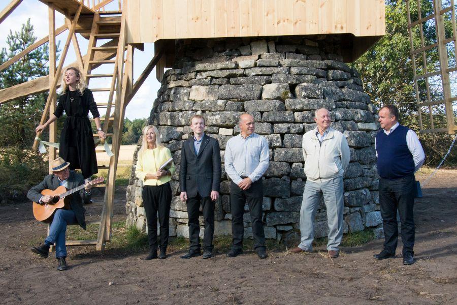 Pihtla valla Liiva-Putla külas avati 21. septembril Grepi tuulik, mis restaureeriti Altia Eesti AS-i ja Tuulikute Meistrikoja koostöös. Grepi tuulik asub Kaali järve lähedasel kultuuriväärtuslikul alal, mille ümbruses on säilinud […]