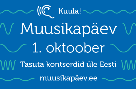 1. oktoobril tähistatakse rahvusvahelist muusikapäeva ning mitmeid tasuta kontserte on kavas ka Saaremaal. Orissaare kultuurimajas toimub kell 12 kontsertkohtumine helilooja Pärt Uusbergiga, kaasa teeb kammerkoor Head Ööd, Vend. Kell 15 […]
