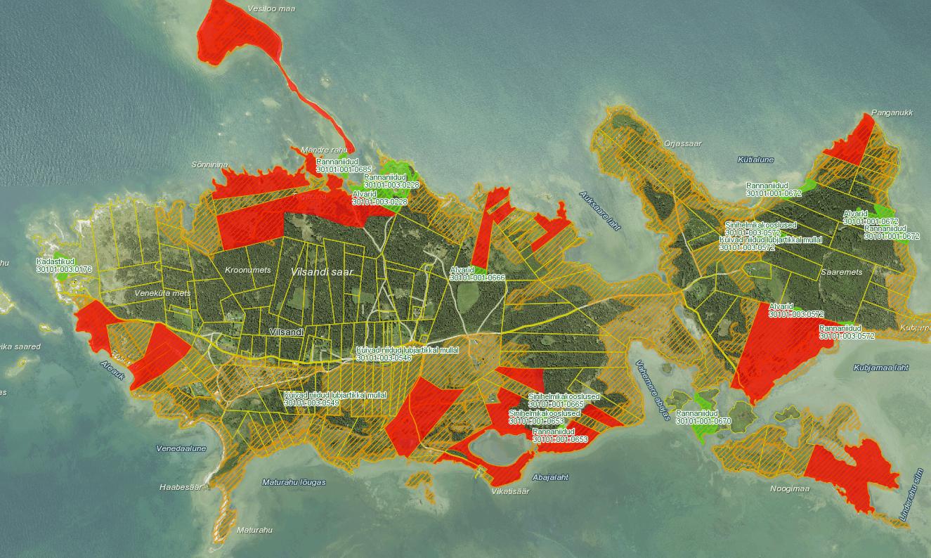 RMK ja Maa-ameti koostöös valmis veebirakendus, mille kaudu saab esitada soove RMK halduses olevatel riigimaadel asuvate vabade poollooduslike koosluste rendilevõtmiseks. Rakendus asub aadressil www.maaamet.ee/rmk ja baseerub Maa-ameti In-ADS platvormil. Uue […]