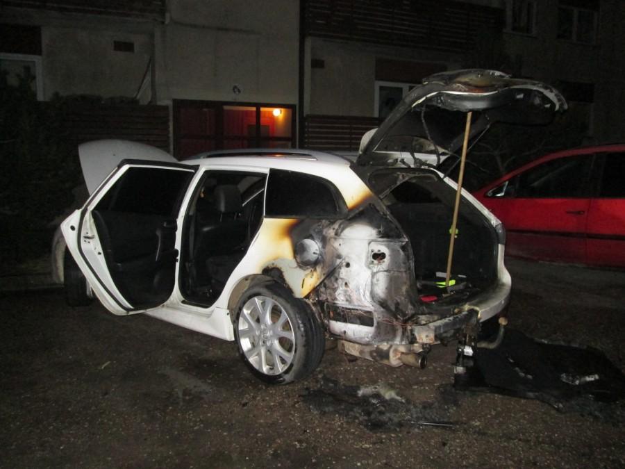 Kohus karistas Juss Maslovi, kes selle aasta märtsis pani Kuressaares öösel põlema sõiduauto Mazda 6, tingimisi vangistusega. Süüdistuse kohaselt tekitas ta kannatanule kuriteoga olulise varalise kahju. Kuressaare kohtumajas üleeile tehtud […]