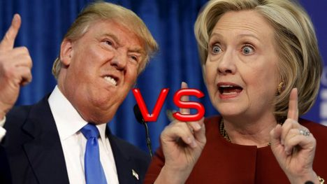 KES KEDA? USA seekordsete presidendivalimiste peamised kandidaadid on Donald Trump ja Hillary Clinton. Arvutiasjatundjate arvates on aga valmiste varjukülg see, et käimasolevate debattide käigus on tehtud katse seada kahtluse alla eelseisvate valmiste läbiviimise ausus. USA-ELECTION-RESULT.COM