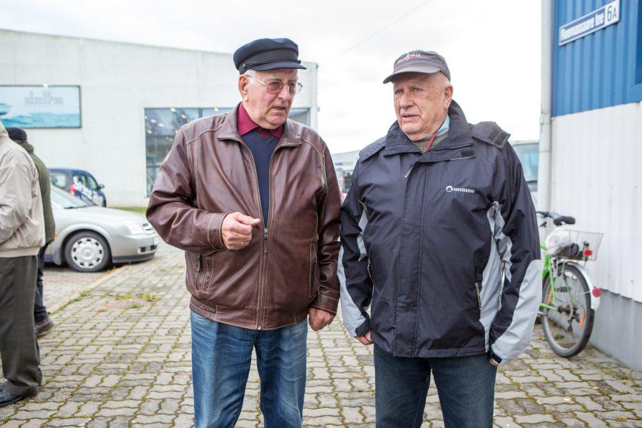 Ants Kangurit teatakse-tuntakse ennekõike kui seltsielu eestvedajat, kes puhus hinge sisse Saaremaa seeniormeeste klubile. Antsul, kes on tegev ka Kuressaare pensionäride ühenduses ja Saaremaa merekultuuri seltsis, on aga veel mitu […]