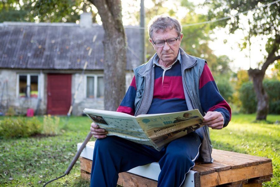 Kui maailmas poleks midagi rohkem peale Saaremaa, asuks Muraja küla maailma lõpus. Just seal selles maailma lõpus elab Tõnu Õnnepalu ja Indrek Hargla loomingu austaja Kalju Trull. Murajal, nagu teistelgi […]