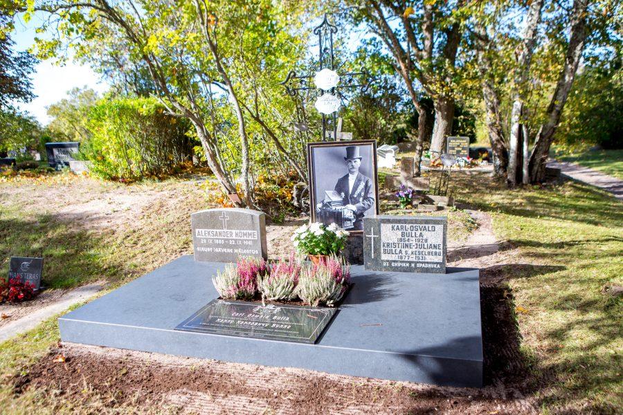 Eile avati Jämaja kalmistul Carl Bulla kalmul pidulikult mälestusmärk, mida tuli lisaks kohalikele fotograafi austajatele tunnistama inimesi ka Peterburist. Carl Bulla fondi esindajate jaoks oli sündmus erilise tähtsusega ning saarlastele […]