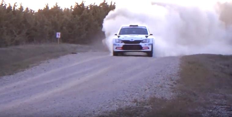 Video: Sander Nurm/Sander Nurm RallyMedia