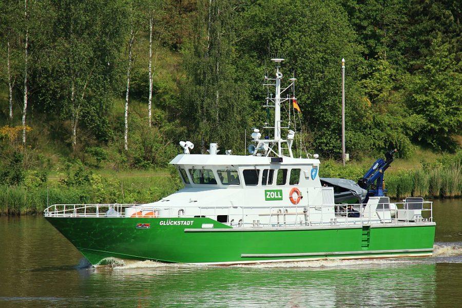 """Saaremaa laevatootja Baltic Workboats AS ehitab Saksamaa tolliametile kolm 24-meetrist patrull-laeva, lepingu maksumus on umbes 11 miljonit eurot. """"Tegemist on meie jaoks küllaltki suure tellimusega, kuna Saksa toll on oluline […]"""