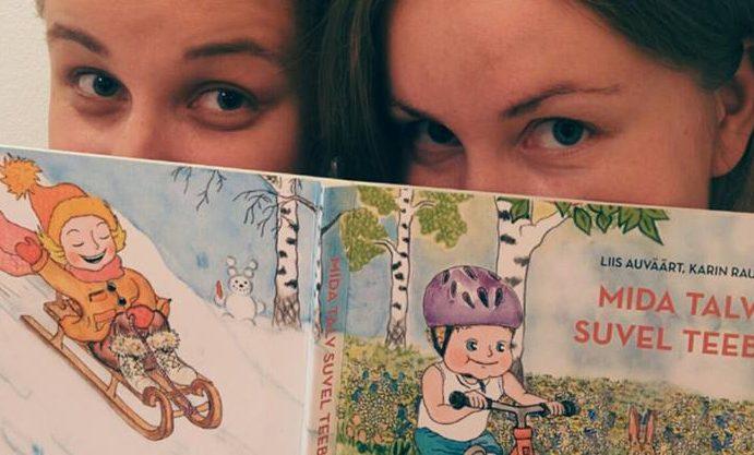 """Saarlastest õdede Liis Auväärti ja Karin Rauga raamat """"Mida talv suvel teeb?"""" kutsub pisikesi poisse ja tüdrukuid lugemist harjutama. """"Kes nõukaajal üles kasvasid, need mäletavad kindlasti raamatuid """"Muna"""" või """"Meil […]"""