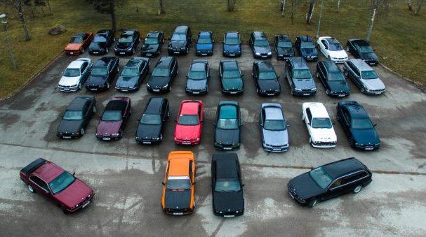 BMW-klubi tegi pühapäeval taas ühispildi, millele jäädvustati seekord 34 autot. BMW- klubi asutaja ja president Kerly Kaljulaid ütles, et eelmise aasta pildil figureerib 32 autot. Tema andmetel on klubil praegu […]