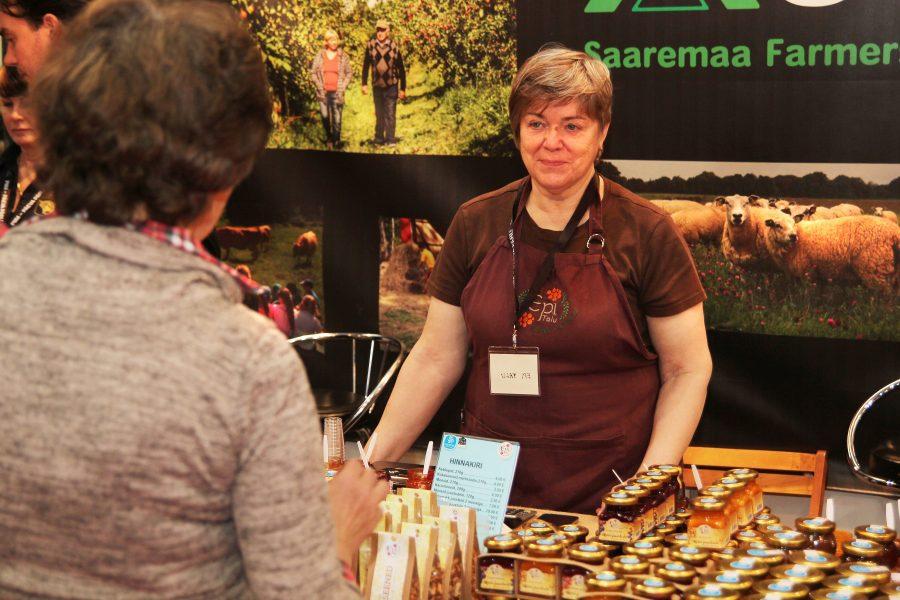 Läinud nädalal toimunud Eesti pikima traditsiooniga toidumess Tallinn FoodFest oli edukas ka Saaremaa toidutootjatele. AS-i Läätsa Kalatööstus juhatuse liige Toomas Aul tõdes, et nemad osalesid Tallinna toidumessil üldse esimest korda […]