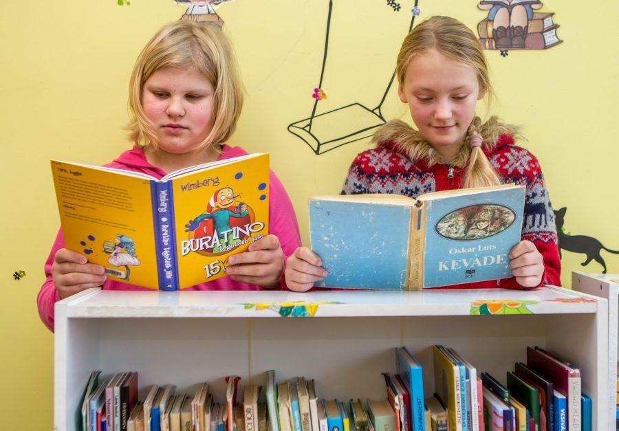 """Laps, kes raamatutega sinasõber on, saab suure tõenäosusega paremini hakkama ka teistes õppeainetes. """"No ma võtsin lihtsalt raamatu kätte ja siis lugesin,"""" meenutab Salme põhikooli 4. klassi õpilane Triin Kilgas […]"""