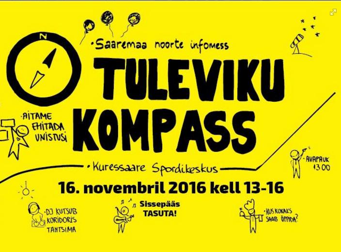 Kuressaare spordihoones toimus eile juba 14. korda Saaremaa noorte infomess Tuleviku Kompass, kus tutvustati nii edasiõppimise, vaba aja veetmise kui ka huvihariduse võimalusi ning osaleda sai töötubades. Messil tutvustati põhikooli- […]
