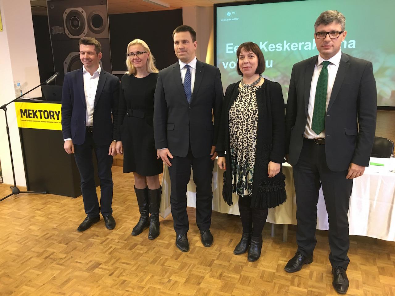 Tallinnas kogunevad täna Keskerakonna, Sotsiaaldemokraatliku Erakonna (SDE) ning Isamaa ja Res Publica Liidu (IRL) volikogud. Uue loodava võimuliidu esindajad on jõudnud kokkuleppele uues koalitsioonileppes ning ära on jaotatud ka ministriportfellid. […]