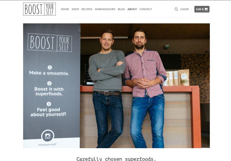 Kuressaares supertoidusegusid tootva BoostMe OÜ veebilehed valiti konkursi Aasta Digitegu 2016 finalistide hulka. Üks ettevõtte asutajatest on saarlane Sven Nuum, teine mulk Teet Torim. Nende Boosti Facebooki leht on finalist […]