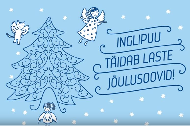 Kuressaare Maxima kaupluse inglipuu aitab täita 43 vähekindlustatud lapse jõulukingisoovid. Kuressaare linna 23 lapse ja Lääne-Saare valla 20 lapse kingisoovid kogusid kokku sotsiaaltöötajad. Lastele saab kingituse teha vastavalt inglipuul olevatele […]