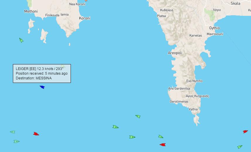Parvlaev Leiger alustas laupäeval Türgi laevatehasest Sefine koduteed. Viimased meeskonnaliikmed saabusid laevale juba esmaspäeval. Laev varustati kütuse, vee ja toiduainetega ning toimusid vajalikud õppused. Eesti veeteede amet viis 3.–4. novembril […]