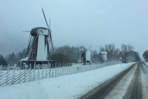 Esimene ports lund Angla tuulikumäel