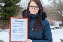 SUUR TÄNU: Kodutunde kutsus Astesse Marili Kesküla. MAANUS MASING